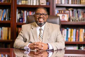 Bishop Daryl Clark