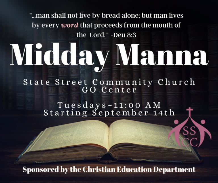 Midday Manna