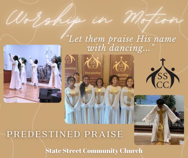 Predestined Praise