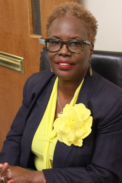 Pastor Brenda Cannon